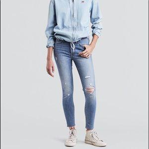 👖 Levi's wedgie skinny jeans 👖